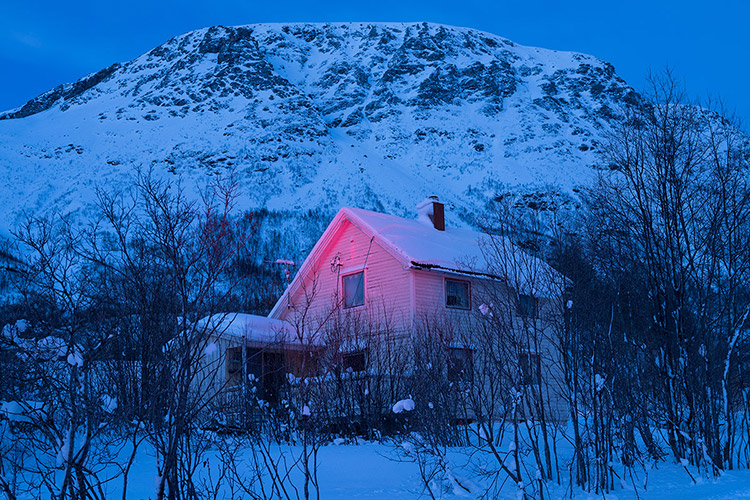 Werner Bartsch Fotografie - THE FAR NORTH
